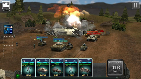 Commander Battle Mod Apk