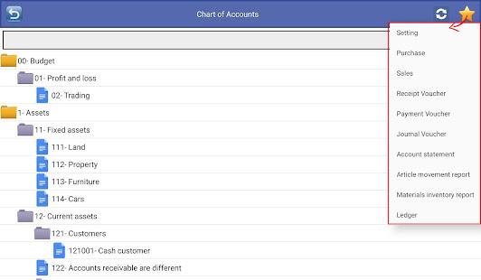 Business Accounting screenshots 3