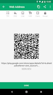 QR Droid Pro v7.06 MOD APK 5