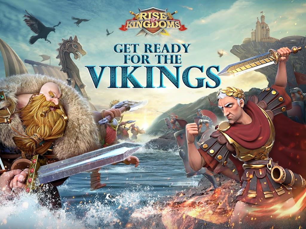 Rise of Kingdoms: Lost Crusade poster 9
