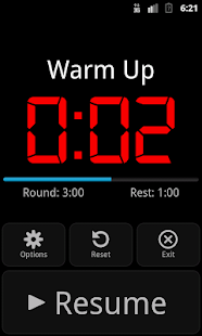 Boxing Timer Rounds & Sparring