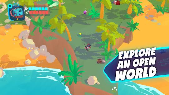 Botworld Adventure APK MOD HACK (Dinero Ilimitado) 2