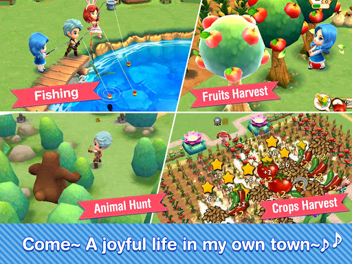 Townu2019s Tale with Ebichu android2mod screenshots 9