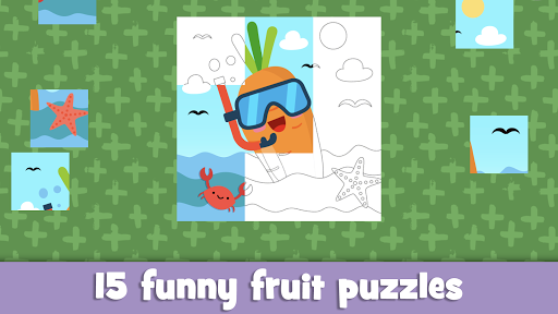 Learn fruits and vegetables - games for kids 1.5.4 screenshots 24
