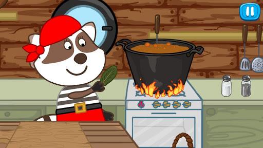 Pirate treasure: Fairy tales for Kids 1.5.6 screenshots 5