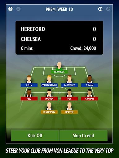 Football Chairman - Build a Soccer Empire  Screenshots 12