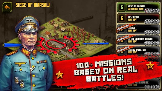 World War II: Eastern Front Strategy game 3