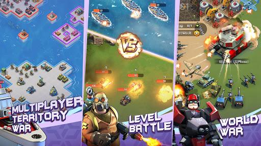 Top Defense:Merge Wars 1.0.85 screenshots 18