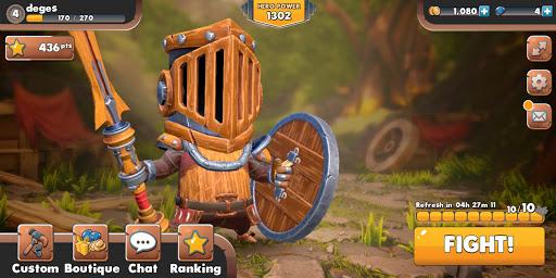 Big Helmet Heroes apkpoly screenshots 10