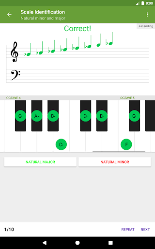 Perfect Ear - Music Theory, Ear & Rhythm Training 3.8.56 Screenshots 17