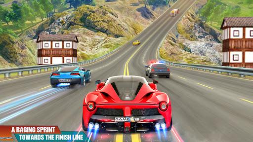 Crazy Car Traffic Racing Games 2020: New Car Games  screenshots 8