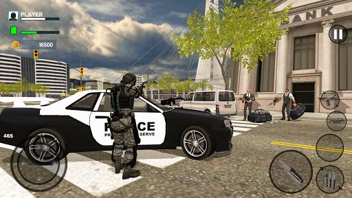 Cop Driver Police Simulator 3D apkpoly screenshots 7