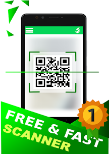 QR Barcode Scanner Reader PRO 1.12 Mod APK [Unlocked] 1