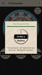 DS Barometer - Altimeter and Weather Information 3.78 Screenshots 11