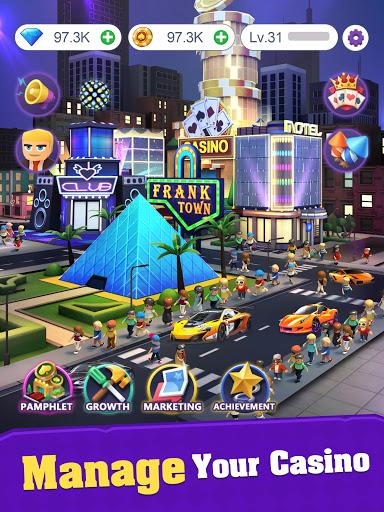 Crazy Night:Idle Casino Tycoon 0.27 screenshots 7