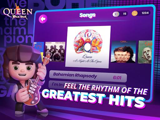 Queen: Rock Tour - The Official Rhythm Game 1.1.2 screenshots 10