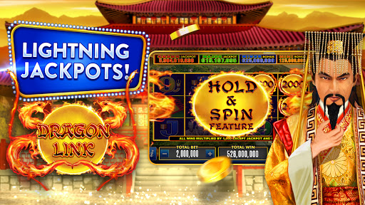 Slots: Heart of Vegasu2122 u2013 Free Casino Slots Games  screenshots 3