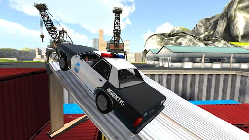 Police Car Drift Simulator 2.0 screenshots 2