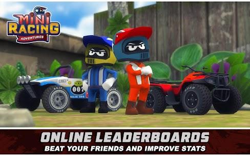 Mini Racing Adventures MOD APK (Unlocked All) 5