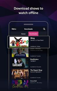 BBC iPlayer screenshots 5