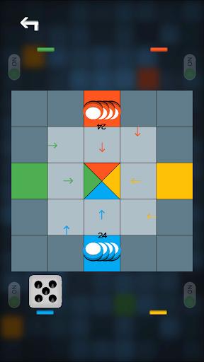 Mini Ludo : Free Board Games Ashta Chama sap-sidi Apkfinish screenshots 1