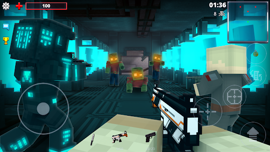 Pixel Strike 3D - FPS Battle Royale
