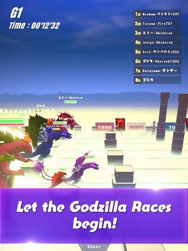RUN GODZILLA 1.1.6 screenshots 10