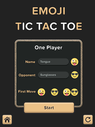 Tic Tac Toe For Emoji 5.8 screenshots 17