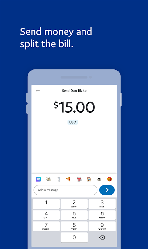 Foto do PayPal Mobile Cash: Send and Request Money Fast