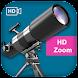 メガ望遠鏡写真ビデオズームカメラ - Androidアプリ