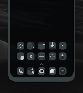 Creamy Blacker Pro Apk: icon pack (PATCHED) 2