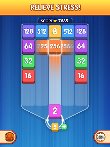 Number Tiles - Merge Puzzle  screenshots 10