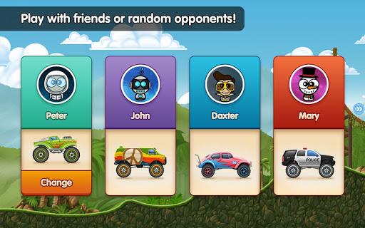 Race Day - Multiplayer Racing  Screenshots 9