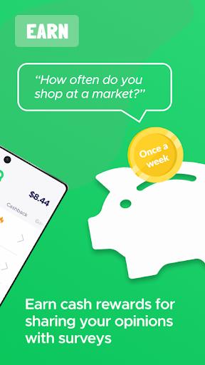 Qmee: paid surveys. Cash, quick money rewards Apkfinish screenshots 2