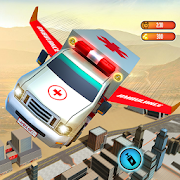 Flying Ambulance Rescue Emergency Drive
