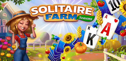 Screenshot of Free Solitaire Farm Harvest Seasons Card Game