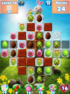 Bunny Blast - Easter games and match 3 games