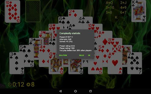 Pyramid Solitaire 5.1.2092 Screenshots 23
