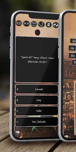 Bilgi Yaru0131u015fmasu0131 - Zeka Oyunu screenshots 3