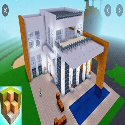 make a minicraft house 8.8 Screenshots 3