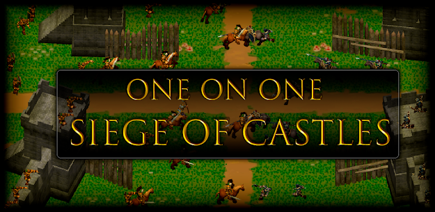 One on one: Siege of castles – Offline strategy 1