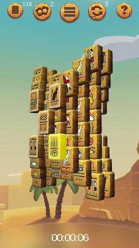 Doubleside Mahjong Cleopatra 2 1.6 screenshots 12