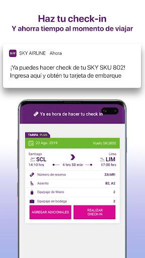 SKY Airline 2.1.1 Screenshots 1