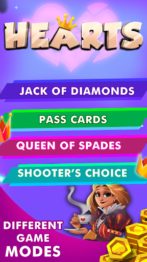 Hearts - Free Card Games 2.5.6 pic 2