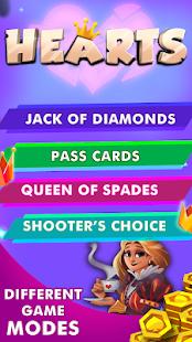 Hearts - Free Card Games 2.6.3 screenshots 2