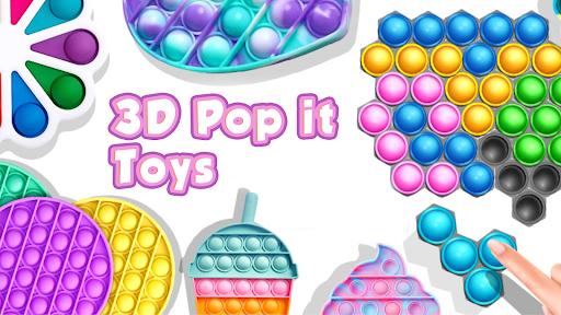 Pop it master. Antistress fidget toys apkdebit screenshots 3