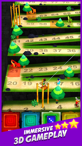 Snakes and Ladders 3D Multiplayer  screenshots 1