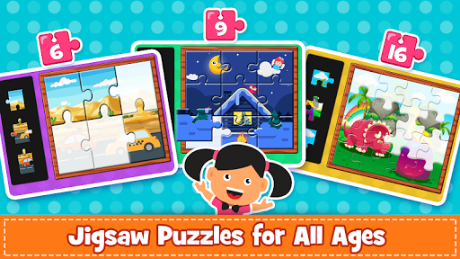 Animal Puzzle for kids - Preschool Learning Games  screenshots 9