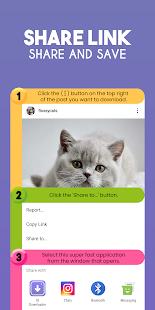 Video, Story, IGTV, Reels Downloader for Instagram
