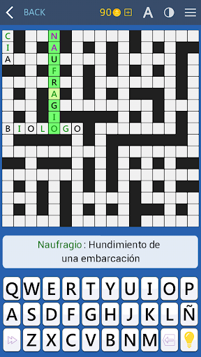 Crosswords - Spanish version (Crucigramas) 1.2.3 Screenshots 9